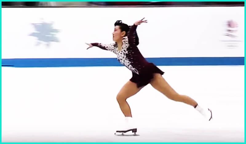 伊藤みどり【トリプルアクセル動画】小4で全日本ジュニア優勝