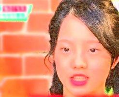 本田まりん 髪型