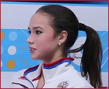 アリーナ・ザギトワ