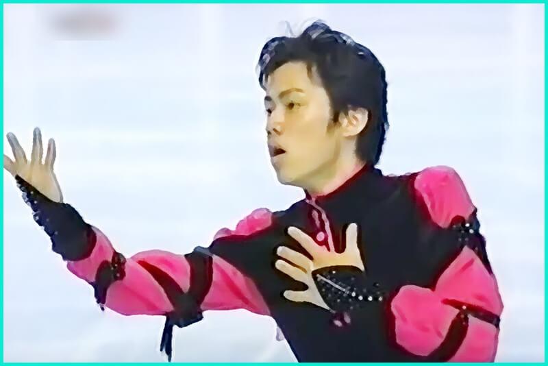 高橋大輔16歳【日本男子初】ジュニア世界選手権優勝・伝説動画