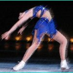 荒川静香14歳で国際大会シニアで優勝!イナバウアーは?動画