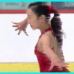 本田真凛│アジアンオープントロフィー2016動画スマイル