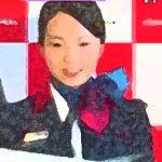 本田真凛│JALがスポンサーで移動サポート。可愛いCA姿動画