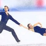 フィギュアスケートペアがアクロバットすぎて感動デュハメル動画