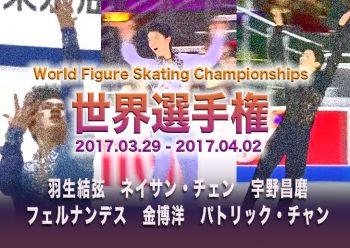 フィギュアスケート 世界選手権