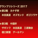 本田真凛グランプリシリーズ【カナダ・中国杯】三原舞依・ザギトワ決戦