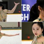 本田望結【全中】全国中学校フィギュアスケート競技