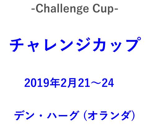 紀平梨花のチャレンジカップ2019ライブスコア